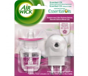 Airwick electric strojek + náplň 19ml