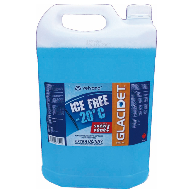 D Glacidet 5l ICE FREE -40 stupnu