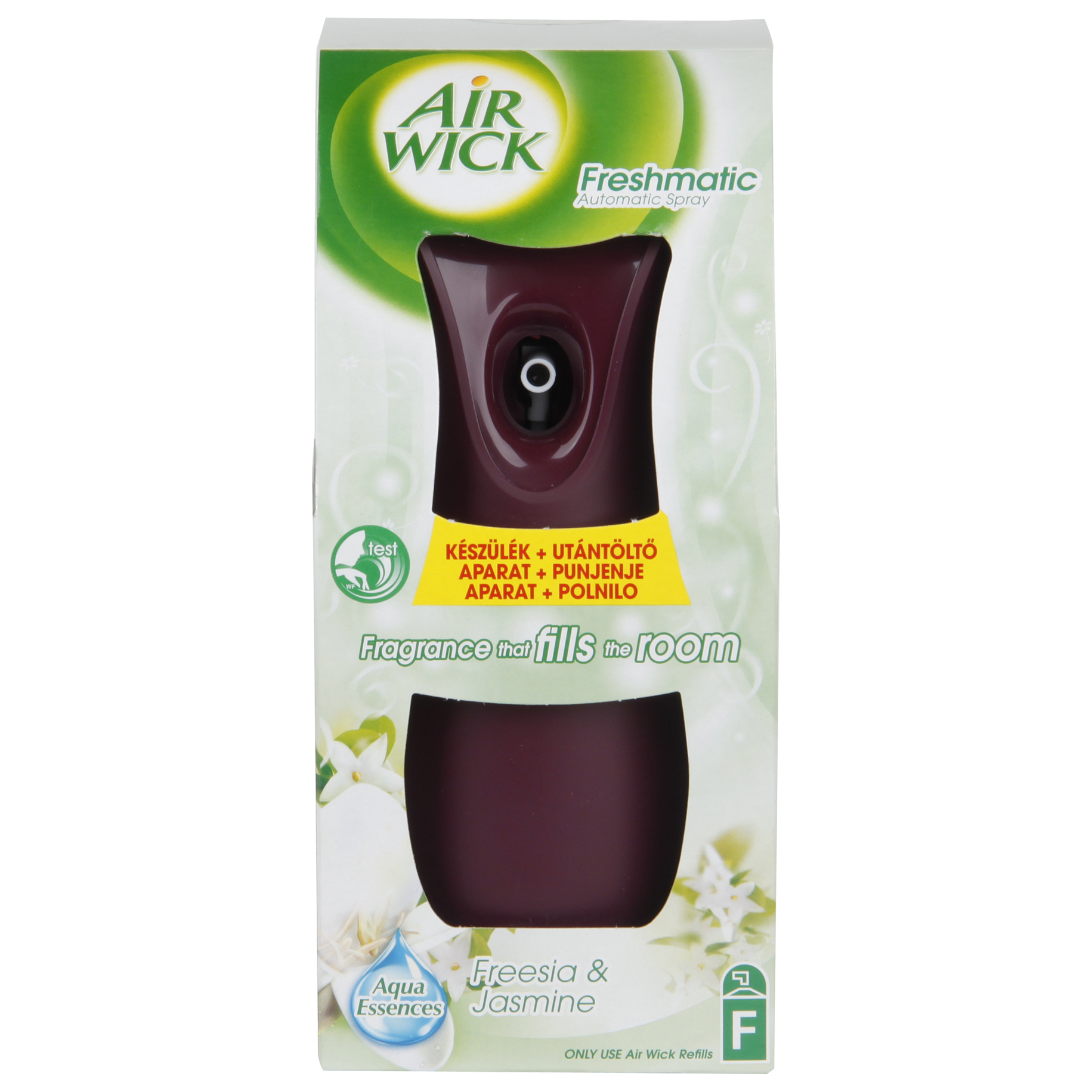 Air Wick FreshMatic sada (strojek + náplň 250 ml)