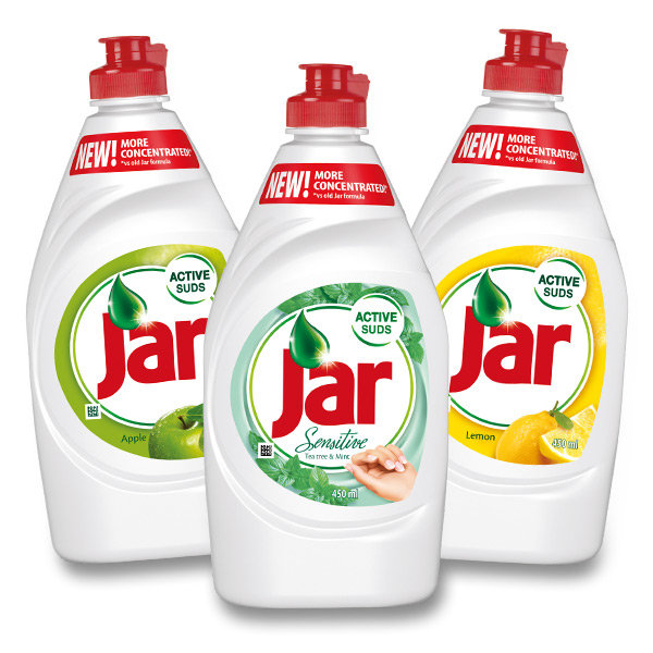 Jar original 450ml mix vůní