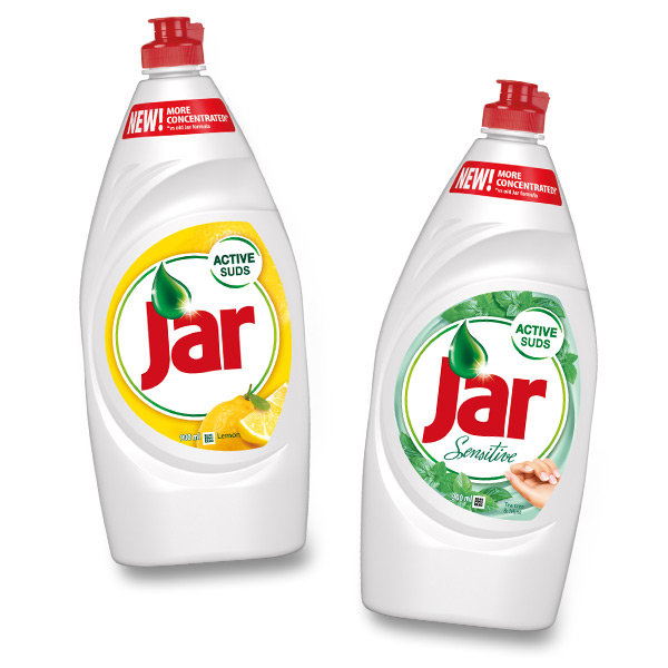 Jar original 900ml mix vůní